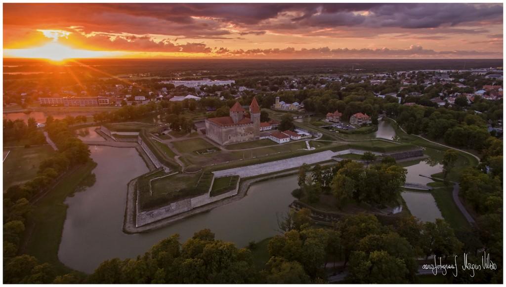 droonifotograaf Margus Vilisoo- loojang_Kuressaare_Saaremaa
